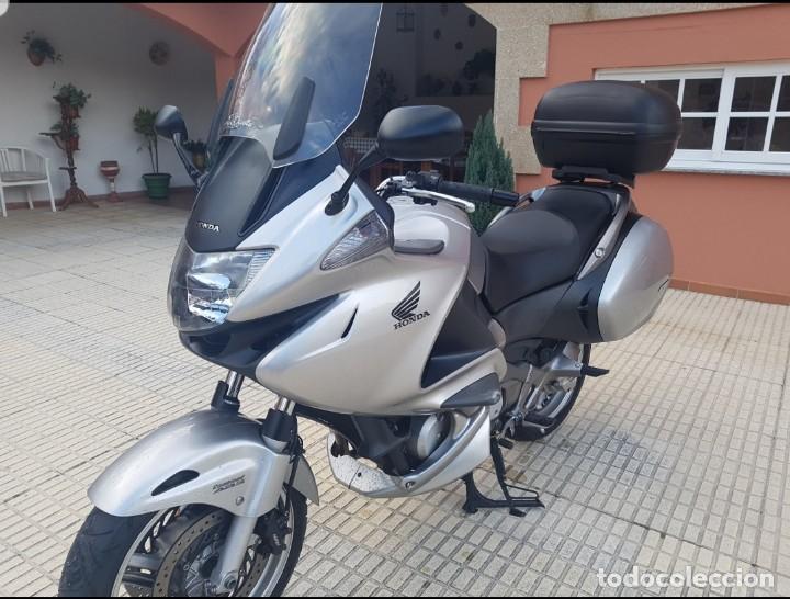 Motos: MOTO HONDA MODELO NT 750 CON ABS. AÑO 2008 - Foto 4 - 158618254