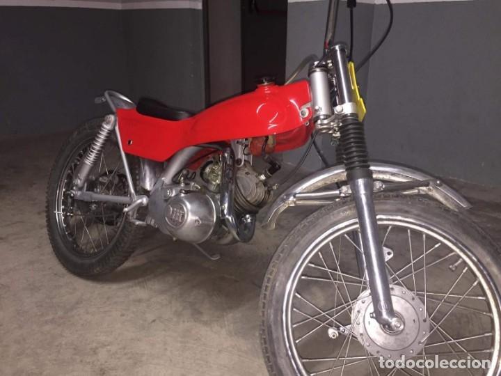MOTO MONTESA COTA 25 RESTAURADA!!! IDEAL PRINCIPIANTES AL TRIAL.. (Coches y Motocicletas - Motocicletas Clásicas (a partir 1.940))