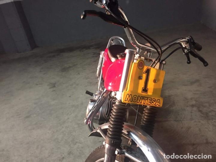 Motos: MOTO MONTESA COTA 25 RESTAURADA!!! IDEAL PRINCIPIANTES AL TRIAL.. - Foto 9 - 154941098