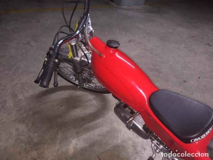 Motos: MOTO MONTESA COTA 25 RESTAURADA!!! IDEAL PRINCIPIANTES AL TRIAL.. - Foto 13 - 154941098
