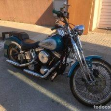 Motos: HARLEY DAVIDSON SPRINGER DEL AÑO 95. Lote 161956588
