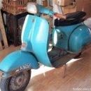 Motos: ¡¡AUTENTICA MOTO VESPA SPRINT 160 CC!! TODA ORIGINAL DEL AÑO 1968. Lote 163964270