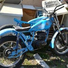 Motos: 2 BULTACO SHERPA PROYECTO. Lote 166807518