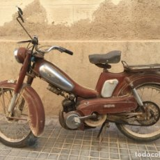 Motos: CICLOMOTOR MOBYLETTE G.A.C. MOTOR Nº A-23,823 AÑO 1963 MOTO. Lote 172201013