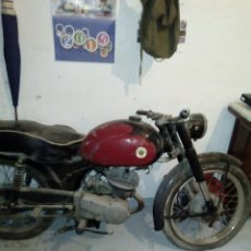 Motos: ANTIGUA MOTO OSSA DE 125 B.. Lote 172372222