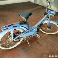 Motos: MOTOCICLETA CLÁSICA MOBYLETTE MOTOBECANE ,AÑOS 60,ENVÍO X CUENTA COMPRADOR ,NO TIENE DOCUMENTACIÓN. Lote 173106244