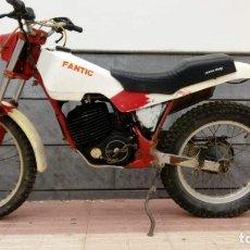 Motos: FANTIC MOTO TRIAL 240 CC. AÑOS 80. Lote 175197765