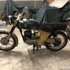 Motos: BULTACO 155. CON PAPELES. DE BAJA DESDE EL AÑO 2005. Lote 175467495