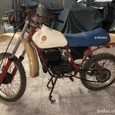 Motos: MOTO MONTESA ENDURO 75 ( SE VENDE LA MOTO SILLIN AZUL).. Lote 196038648
