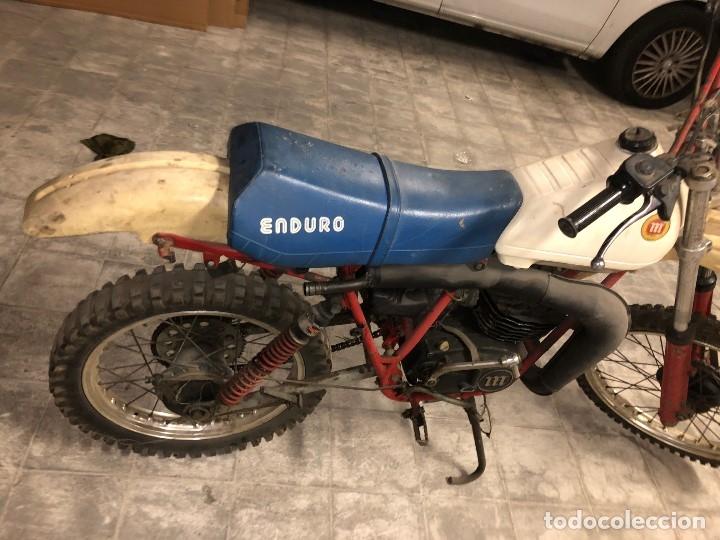 Motos: Moto Montesa Enduro 75 ( Se vende la Moto sillin azul). - Foto 2 - 196038648