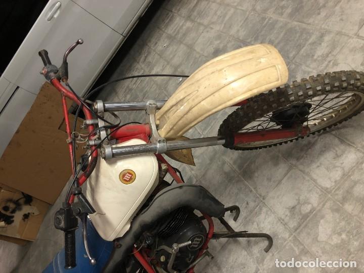 Motos: Moto Montesa Enduro 75 ( Se vende la Moto sillin azul). - Foto 3 - 196038648