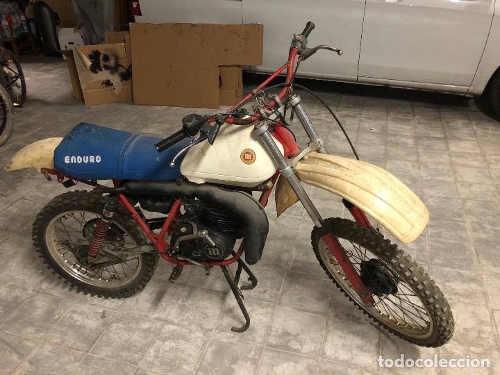Motos: Moto Montesa Enduro 75 ( Se vende la Moto sillin azul). - Foto 4 - 196038648