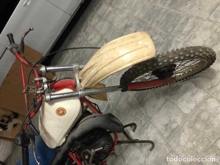 Motos: Moto Montesa Enduro 75 ( Se vende la Moto sillin azul). - Foto 6 - 196038648