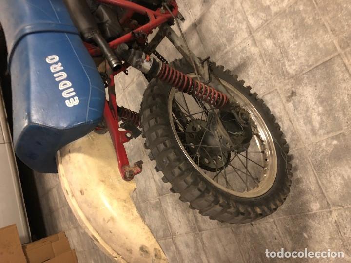 Motos: Moto Montesa Enduro 75 ( Se vende la Moto sillin azul). - Foto 7 - 196038648