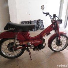 Motos: BONITO CICLOMOTOR MOBYLETTE CADY DE 50 CC EN FUNCIONAMIENTO Y CON PAPELES EN REGLA, 23 DIC 1983. Lote 175971038