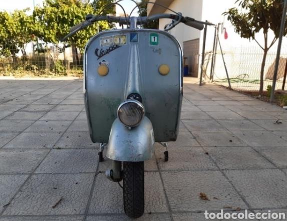 MOTO VESPA (Coches y Motocicletas - Motocicletas Clásicas (a partir 1.940))