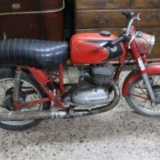 Motos: MOTOCICLETA BULTACO, MODELO JUNIOR. 125CC.. Lote 176573610
