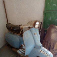 Motos: ANTIGUA LAMBRETTA SPECIAL DE 150 CC. . Lote 176922767