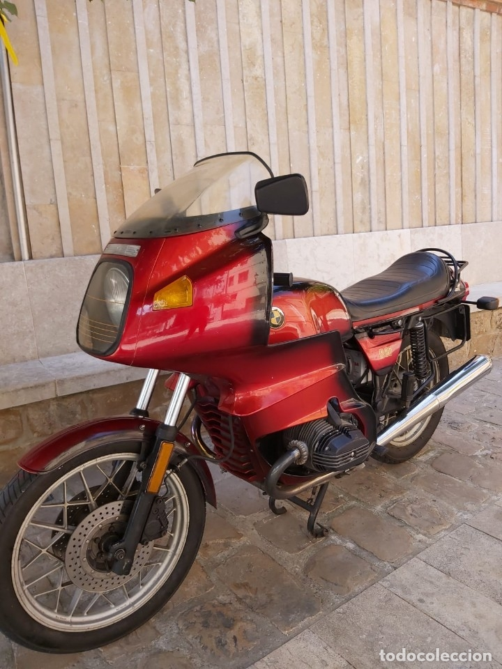 Motos: Bmw r 80 de 1978 original moto bmw r80 - Foto 3 - 177044883