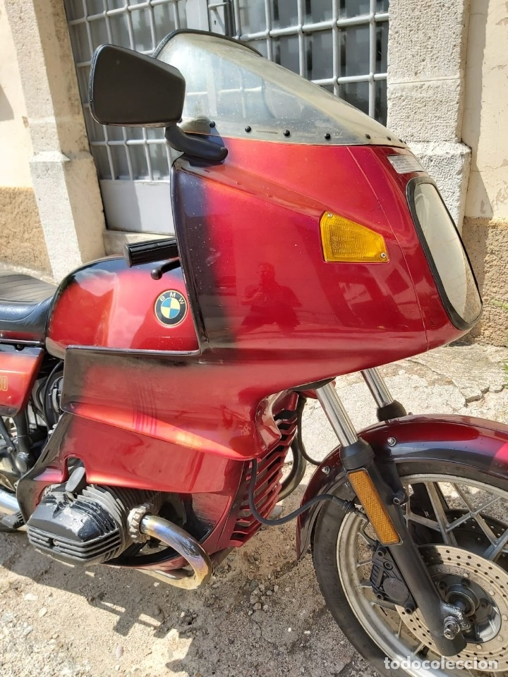 Motos: Bmw r 80 de 1978 original moto bmw r80 - Foto 4 - 177044883