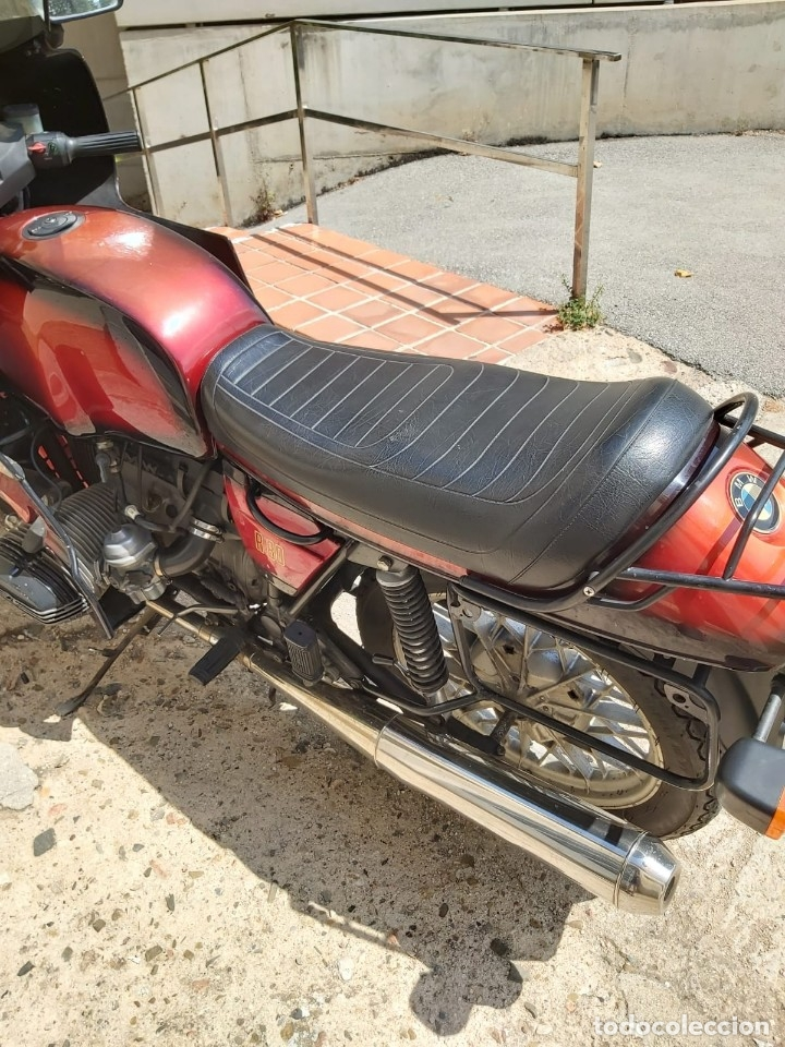 Motos: Bmw r 80 de 1978 original moto bmw r80 - Foto 6 - 177044883