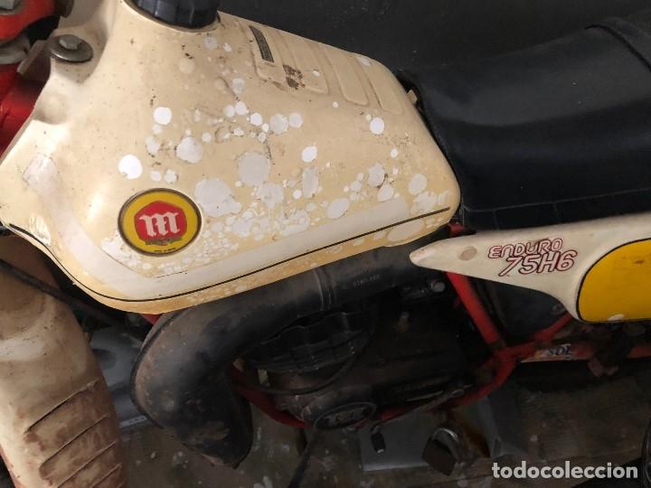 Motos: Moto Montesa Enduro 75 ( Se vende la Moto sillin azul). - Foto 11 - 196038648