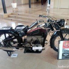 Motos: ZUNDAPP KS 600 ESCOLTA DE FRANCO. Lote 179171651