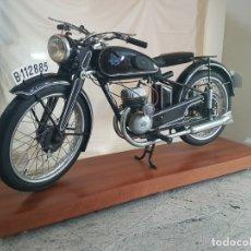Motos: LUBE 125 CC RESTAURADA. Lote 181708951