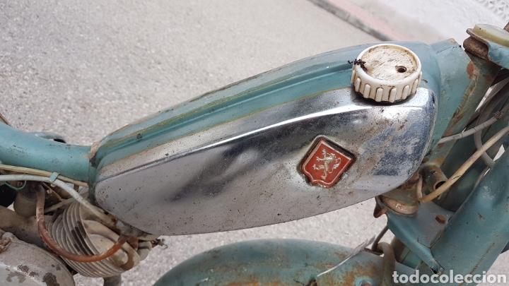 Motos: Antiguo ciclomotor Peugeot funciona - Foto 3 - 183817655