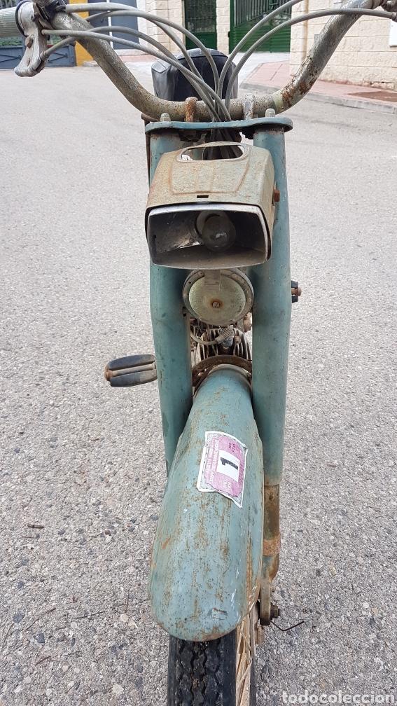Motos: Antiguo ciclomotor Peugeot funciona - Foto 7 - 183817655
