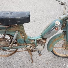 Motos: ANTIGUO CICLOMOTOR PEUGEOT FUNCIONA. Lote 183817655