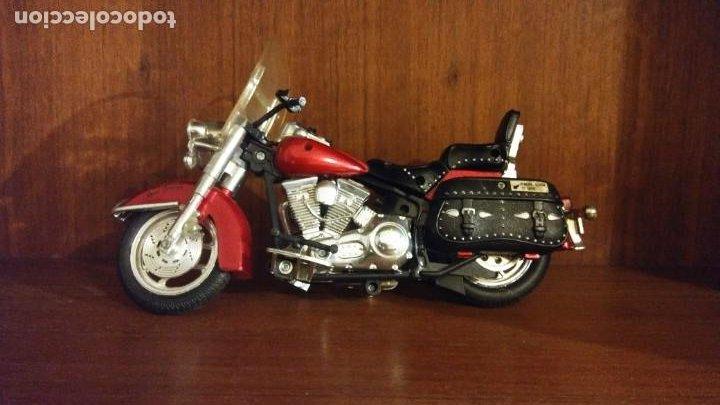 MOTO DE CARRETERA EN MINIATURA (Coches y Motocicletas - Motocicletas Clásicas (a partir 1.940))