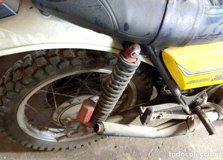 Motos: BULTACO METRALLA GTS 250 CC.SIN DOCUMENTACIÓN.ARRANCA SIN PROBLEMA.1977.ORIGINAL - Foto 3 - 187396657