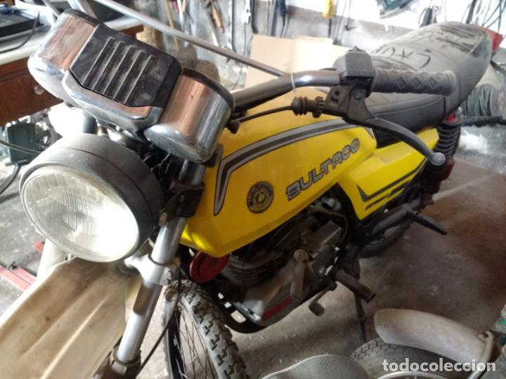 Motos: BULTACO METRALLA GTS 250 CC.SIN DOCUMENTACIÓN.ARRANCA SIN PROBLEMA.1977.ORIGINAL - Foto 6 - 187396657