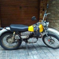 Motos: MOTO CLASICA BULTACO LOBITO MK3, 1970 .125 CC. CEMOTO, VEHICULO HISTÓRICO.. Lote 187644435