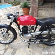 Motos: MONTESA BRIO 125 BITUBO 1958. Lote 189567407