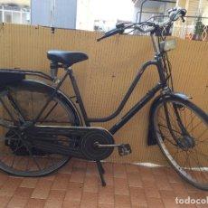 Motos: BICICLETA SPARTA -HOLANDESA-CON MOTOR. Lote 189761056