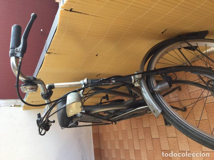 Motos: BICICLETA SPARTA -HOLANDESA-CON MOTOR - Foto 6 - 189761056