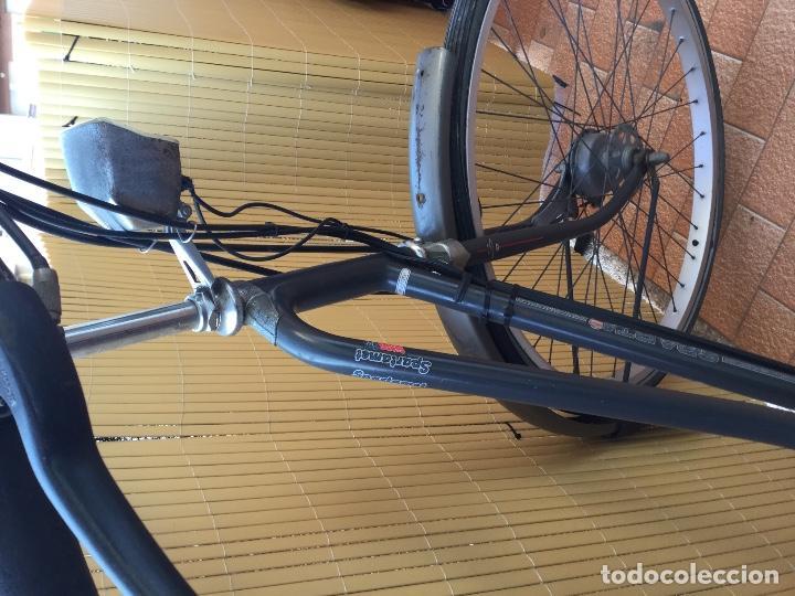 Motos: BICICLETA SPARTA -HOLANDESA-CON MOTOR - Foto 10 - 189761056