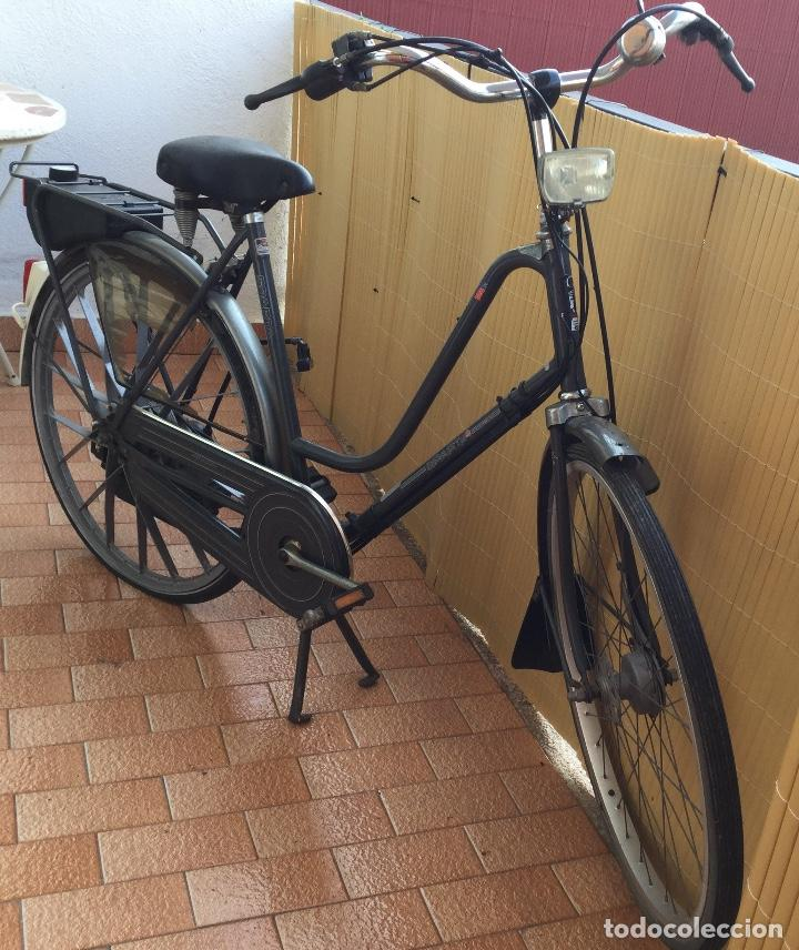 Motos: BICICLETA SPARTA -HOLANDESA-CON MOTOR - Foto 15 - 189761056