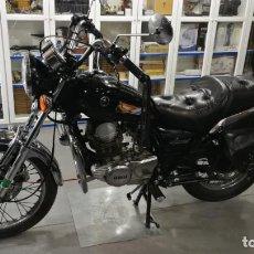 Motos: MOTOCICLETA YAMAHA SR-250CC SPECIAL, 12000KMS REALES, MUCHOS EXTRAS, MUY CUIDADA, AÑO 2.000. Lote 189901265