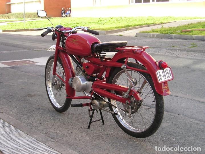 MOTO GUZZI CARDELINO (Coches y Motocicletas - Motocicletas Clásicas (a partir 1.940))