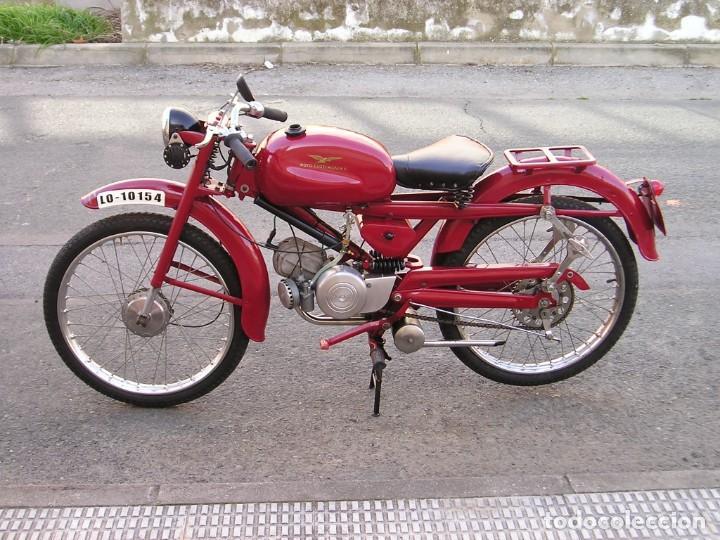 Motos: Moto Guzzi Cardelino - Foto 2 - 190600843