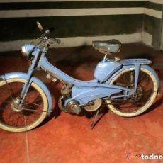 Motos: MOTOCICLETA CLÁSICA MOBYLETTE MOTOBECANE ,AÑOS 60,ENVÍO X CUENTA COMPRADOR ,NO TIENE DOCUMENTACIÓN . Lote 190602321