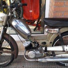 Motos: MOTO CICLOMOTOR DERBI. PARA RESTAURAR O DESPIECE.. Lote 210393792