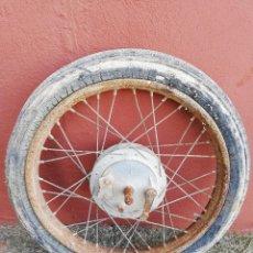 Motos: RUEDA DE MOTO ISO. Lote 193974432