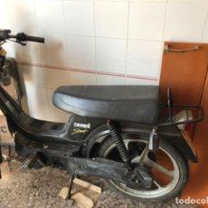 Motos: DERBI START PARA PIEZAS O REHABILITAR. FUNCIONA TODOS LOS ELEMENTOS . Lote 194070392