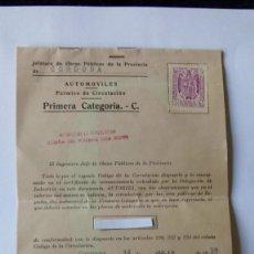 Motos: MONTESA BRÍO 81 DOCUMENTACIÓN MANTENIMIENTO. Lote 194121962