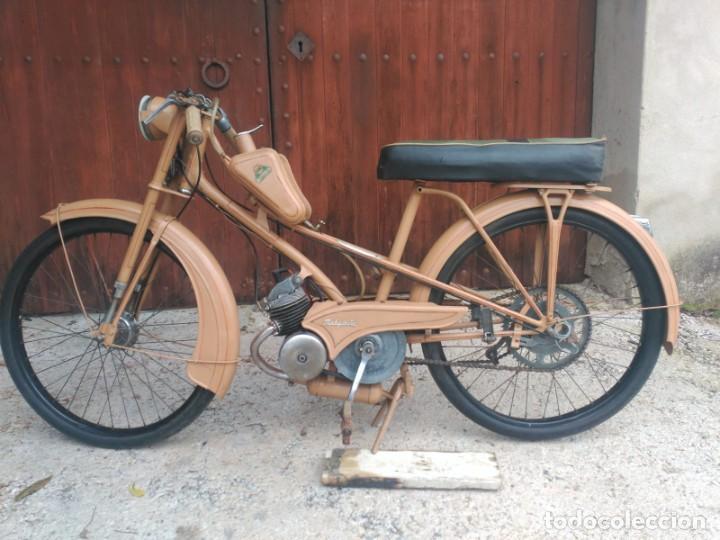 MOBYLETTE (Coches y Motocicletas - Motocicletas Clásicas (a partir 1.940))