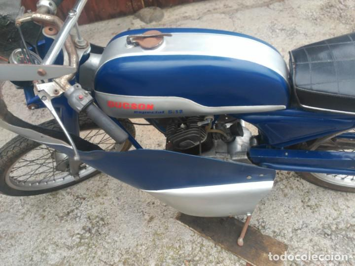 Motos: Ducson S12 especial - Foto 2 - 268606864
